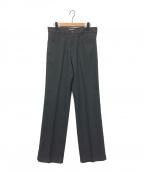 DAIRIKU(ダイリク)の古着「Flasher Pressed Pants」 グレー
