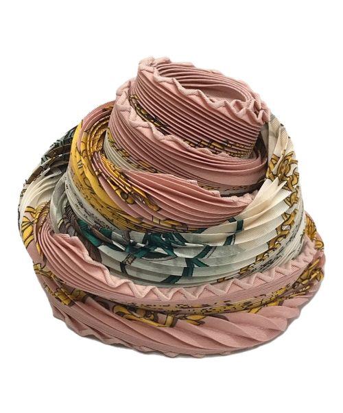 HERMES(エルメス)HERMES (エルメス) カレプリセ ピンク サイズ:下記参照の古着・服飾アイテム