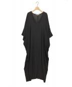 TYSA(タイサ)の古着「V/N Maxi Dress」 ブラック