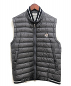 MONCLER(モンクレール)の古着「MAGLIA GILET」|グレー