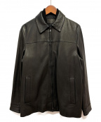 PRADA(プラダ)の古着「ライナー付3Wayジャケット」|ブラック
