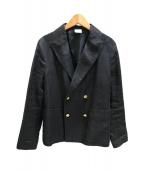()の古着「カルゼブレザー」 ブラック
