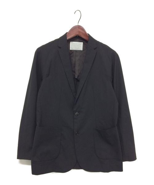 KOLOR(カラー)KOLOR (カラー) 20SS トロピカルジャケット ブラック サイズ:1の古着・服飾アイテム
