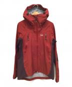 Rab(ラブ)の古着「iatok alpine jacket」 レッド