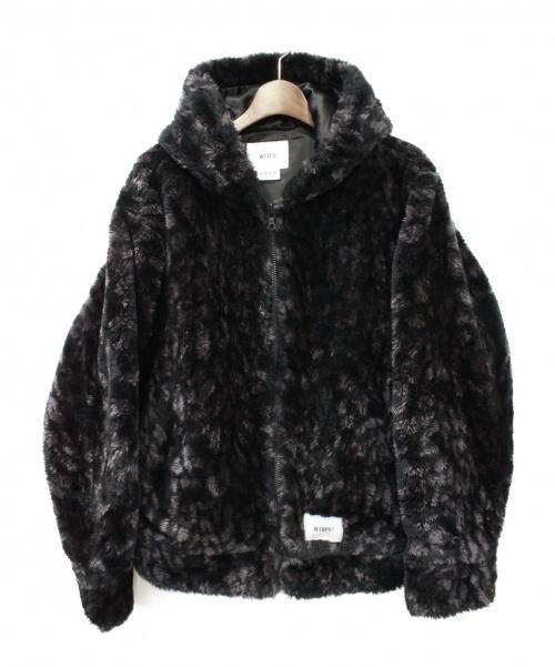 WTAPS(ダブルタップス)WTAPS (ダブルタップス) REVENANT JACKET MODACRYLIC ブラック サイズ:X02の古着・服飾アイテム