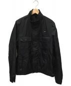 Blauer(ブラウラー)の古着「ナイロンジャケット」|ブラック