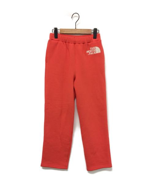 THE NORTH FACE(ザノースフェイス)THE NORTH FACE (ザノースフェイス) フロントビューパンツ オレンジ サイズ:150の古着・服飾アイテム