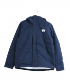 HELLY HANSEN(ヘリーハンセン)の古着「スカンザ3Wayジャケット」|ネイビー