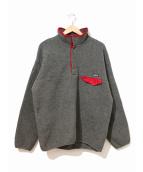 Patagonia(パタゴニア)の古着「[OLD]シンチラスナップTフリースジャケット」|グレー