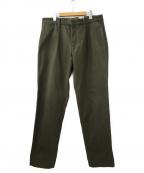 NIGEL CABOURN(ナイジェルケーボン)の古着「ホスピタルパンツ」 オリーブ