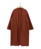 Plage(プラージュ)の古着「ハミルトンテーラードコート」|ブラウン