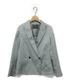 uncrave(アンクレイヴ)の古着「スラブシャンタンショートジャケット」
