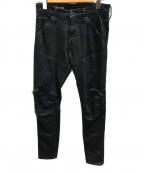 G-STAR RAW(ジースターロゥ)の古着「5620 3D ZIP KNEE SKINNY」|インディゴ