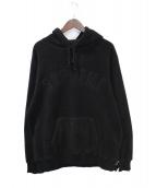Supreme(シュプリーム)の古着「18AWPolartec Hooded Sweatshirt」|ブラック