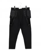 STAMPD(スタンプド)の古着「UTILITY PANT」|ブラック