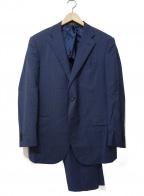 CORNELIANI(コルネリアーニ)の古着「セットアップスーツ」|ネイビー