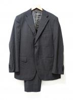 CORNELIANI(コルネリアーニ)の古着「セットアップスーツ」|グレー