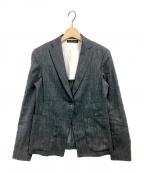 Fabiana Filippi(ファビアナフィリッピ)の古着「テーラードジャケット」 ネイビー