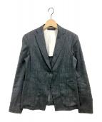 fabiana filippi(ファビアナ フィリッピ)の古着「テーラードジャケット」|ネイビー