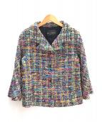ETRO(エトロ)の古着「ツイードジャケット」