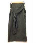 IENA LA BOUCLE(イエナ ラ ブークル)の古着「スカート」|ブラック