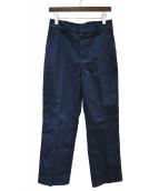 Shinzone(シンゾーン)の古着「SKATER PANTS」 ネイビー