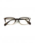 OLIVER PEOPLES(オリバーピープルズ)の古着「ボストンフレーム眼鏡」