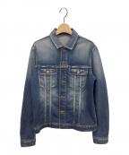 JIL SANDER(ジルサンダー)の古着「デニムジャケット」|インディゴ