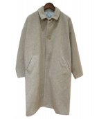 Dulcamara(ドゥルカマラ)の古着「モッサーBIGコート」|ベージュ
