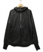 narifuri(ナリフリ)の古着「ウインドブレーカー ジャケット」 ブラック