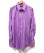 ()の古着「シャツ」|パープル