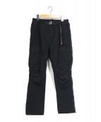 GRAMICCI(グラミチ)の古着「カーゴパンツ」 ブラック