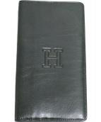 HIROFU(ヒロフ)の古着「2つ折り財布」|ダークグリーン