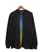 KITH(キース)の古着「ロングスリーブカットソー」|ブラック