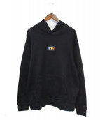 KITH(キース)の古着「プルオーバーパーカー」|ブラック