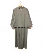 GRANDMA MAMA DAUGHTER toro(グランマママドーター トロ)の古着「セットアップ」|グレー