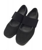 CAMPER(カンペール)の古着「シューズ」 ブラック