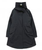 WOOLRICH(ウールリッチ)の古着「ロングミリタリーパーカー」|ブラック