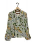TOGA PULLA(トーガプルラ)の古着「reyn spooner アロハシャツ」