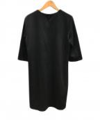 YOKO CHAN(ヨーコチャン)の古着「ワンピース」 ブラック