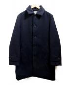 nano・universe(ナノユニバース)の古着「シングルコート」|ブラック