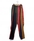 TOGA PULLA(トーガ プルラ)の古着「inner pants」 マルチカラー