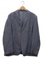 CORNELIANI(コルネリアーニ)の古着「ジャケット」|ネイビー