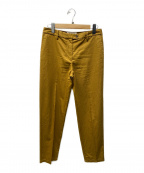 Martin Margiela4(マルタンマルジェラ 4)の古着「パンツ」 ブラウン
