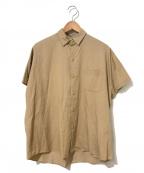 whowhat()の古着「5x shirt / 5Xシャツ」|ベージュ