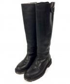 MARNI()の古着「ロングブーツ」|ブラック