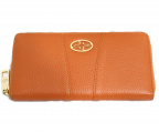 Hamano(ハマノ)の古着「長財布」 オレンジ