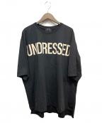 N°21(ヌメロヴェントゥーノ)の古着「ビッグサイズカットソー」|ブラック
