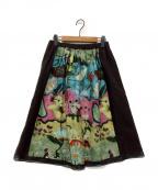 OLLEBOREBLA(アルベロベロ)の古着「切替スカート」