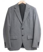 narifuri(ナリフリ)の古着「ドライテーラードジャケット」 グレー